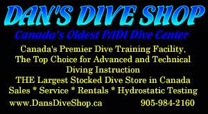 Dan's Dive Shop Inc Logo